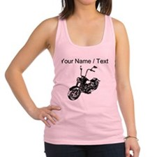 Custom Vintage Motorcycle Racerback Tank Top