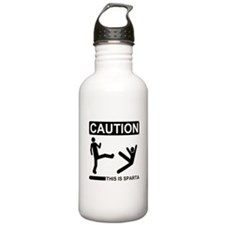 Caution: This Is Spart Water Bottle