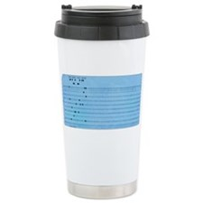 keypunch Travel Mug