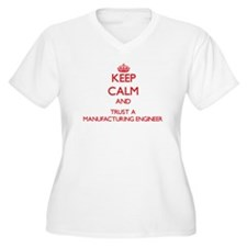 Keep Calm and Trust a Manufacturing Engineer Plus