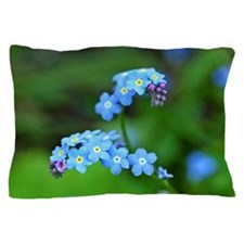 Forget me not Pillow Case