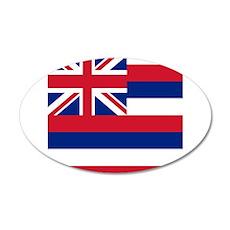 Flag of Hawaii Wall Sticker