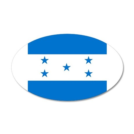 Flag of Honduras Wall Sticker
