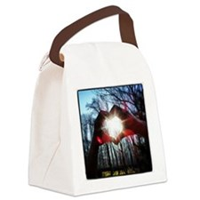 LoveKarmaLove   Canvas Lunch Bag
