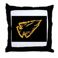 Throw Pillow/arrowhead