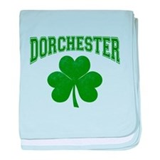 Dorchester Irish baby blanket