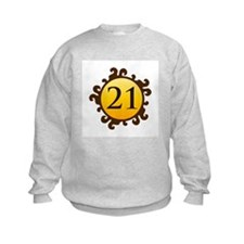 Beach Club 21 Sweatshirt