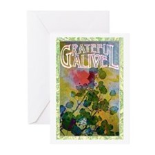 Grateful Alive Greeting Cards (Pk Of 20)