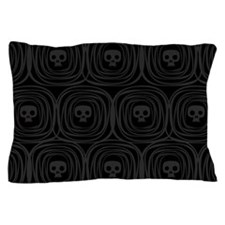 Skulls Pattern Pillow Case