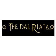 The Dal Riata Bumper Sticker