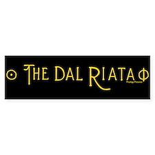 The Dal Riata Bumper Sticker