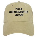 oceanography student Baseball Cap