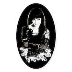Lost Girl The Kenzi Factor Sticker (Oval)