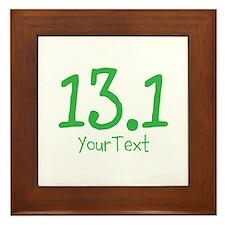 Customize GREEN 13.1 Framed Tile