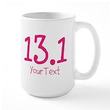 Customize Pink 13.1 (Right) Mug