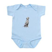 Dalmatian #1 Infant Bodysuit