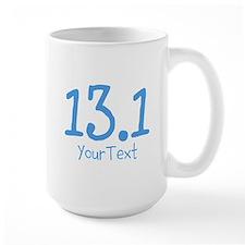 Customize Blue 13.1 (Right) Mug