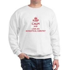 Acoustical Scientist Sweatshirt