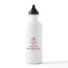 Air Cabin Crew Water Bottle