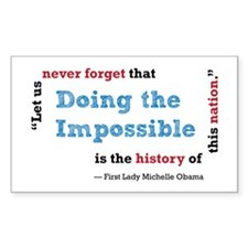 Doing the Impossible - Decal