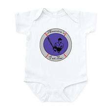 Americas Past time Infant Bodysuit