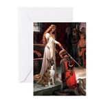 The Accolade & Boxer Greeting Cards (Pk of 10)