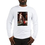 The Accolade & Boxer Long Sleeve T-Shirt