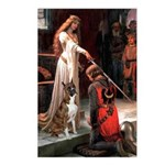 The Accolade & Boxer Postcards (Package of 8)