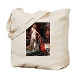 The Accolade & Boxer Tote Bag