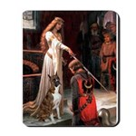 The Accolade & Boxer Mousepad