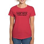 Distaste Women's Dark T-Shirt