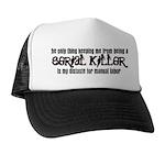 Distaste Trucker Hat