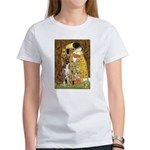 The Kiss & Boxer Women's T-Shirt