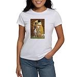 The Kiss & Boxer Women's T-Shirt