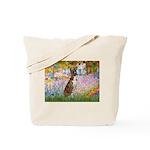 Garden & Boxer Tote Bag