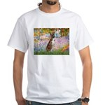 Garden & Boxer White T-Shirt