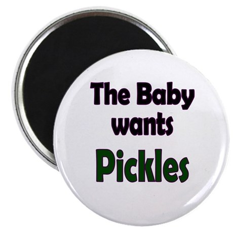 "Pregnancy Craving 2.25"" Magnet (10 pack)"
