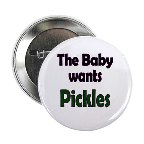 "Pregnancy Craving 2.25"" Button (10 pack)"