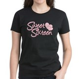 Sweet Sixteen Heart Tee