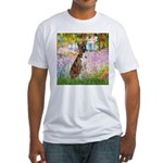 Garden & Boxer Fitted T-Shirt