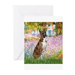 Garden & Boxer Greeting Cards (Pk of 10)