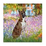 Garden & Boxer Tile Coaster