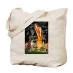 Fairies & Boxer Tote Bag