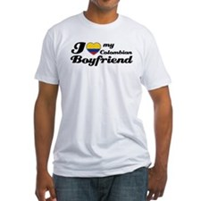 I love my Colombian Boy Friend Shirt