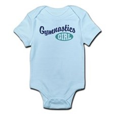 Gymnastics Girl Infant Bodysuit