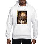 The Queen & her Boxer Hooded Sweatshirt