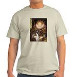 The Queen & her Boxer Light T-Shirt