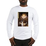 The Queen & her Boxer Long Sleeve T-Shirt