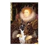 The Queen & her Boxer Postcards (Package of 8)