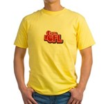 WCFL Chicago (1974) - Yellow T-Shirt